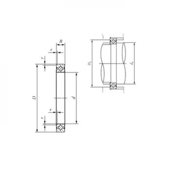 120TP151 Timken Druckrollenlager