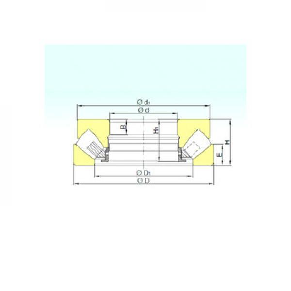 K81228 NTN Druckrollenlager