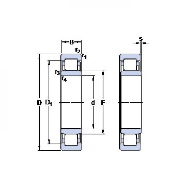 234413 MSP CX Druckkugellager