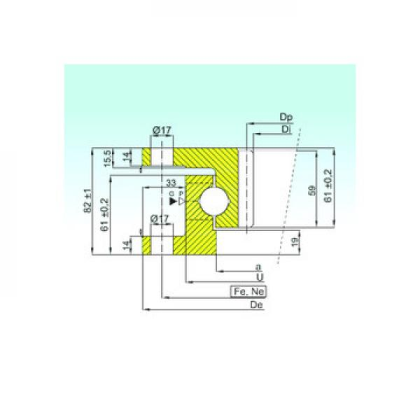 51107 FAG Druckkugellager